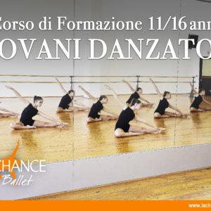 Corso di Formazione per Giovani Danzatori